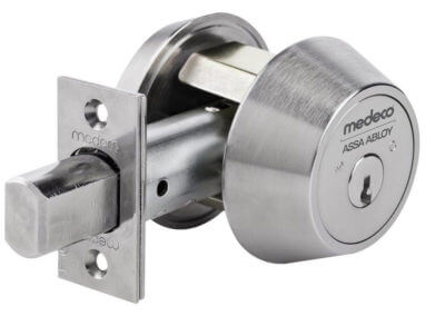 medeco high security deadbolt